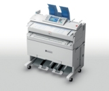 Kleiner Stellplatz, große Jobs: Aficio MP W2401/3501 für die großformatige Dokumenten-Produktion