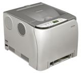 Erfüllen höchste Druckansprüche bei niedrigem TEC-Wert: Ricoh Aficio SP C240DN und Aficio SP C242DN.