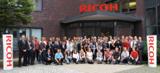 48 neue Auszubildende freuen sich auf den Berufsstart bei Ricoh Deutschland