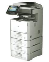 Die Multifunktionssysteme Aficio SP 5200S, Aficio SP 5210SF und Aficio SP 5210SR von Ricoh