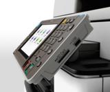 Die Systeme Aficio MP 4002 und Aficio MP 5002 verfügen über USB- und SD-Steckplätze am Bedienpanel
