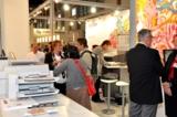 Voller Erfolg auf der Druck+Form 2009: Ricoh auf der Messe für die grafische Industrie in Sinsheim.