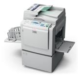 Ricoh Priport DX 3243 / DX 3443: druckt hohe Auflagen zu sehr niedrigen Kosten