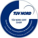 """Ricoh erfüllt die Anforderungen des """"Office Consulting Quality Standard"""" des TÜV"""
