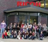 """33 Schülerinnen und Schüler besuchen den """"Zukunftstag für Mädchen und Jungen"""" bei Ricoh"""