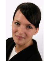 Priscylla Fingerhut, Geschäftsführerin der A.D.U Personal Service