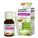 Mammut Baby Bäuchleinwohl wird zu Mammut San © Mammut Pharma GmbH