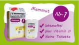Mammut prenatal Nr. 1, Mammut Nr. 2, Mammut - ohne Jod, © Mammut Pharma GmbH