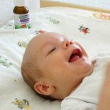 Mammut Baby Bäuchleinwohl hilft zuverlässig bei Dreimonatskoliken und lässt sich leicht dosieren.