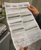 Gut strukturierte Beipackzettel für Kindermedizin von Mammut Pharma