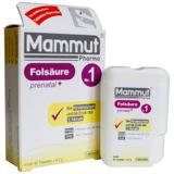 Mammut Pharma prenatal - Nr. 1 zählt schon beim Kinderwunsch vor der Schwangerschaft