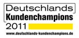 """AGENDA zählt zu """"Deutschlands Kundenchampions 2011"""""""