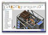 Mit dem 3D-CAD-Viewer können 3D-Modelle direkt im Browser betrachtet werden