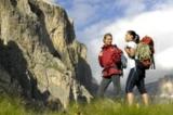 """Das Alpin Garden Wellness Resort ist der ideale """"Stützpunkt"""" für Wanderer und Bergsteiger."""