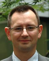 Oliver Schwindt, QM-Beauftragter der ALPHA COM Deutschland GmbH. Foto: Corinna Scholz