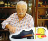 Mario Bertulli: 40 Jahre elegante Herrenschuhe, die unsichtbar größer machen