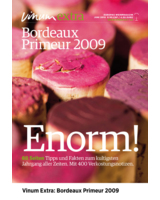 Bordeaux Primeur 2009 - als Supplement im neuen Vinum