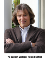 Jubiläum: Vinum-Verleger Roland Köhler feiert 75. Buchtitel