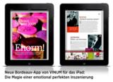 "Begeistert: Die neue VINUM App ""Bordeaux Primeur 2009"""