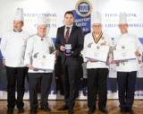Thomas Kiderlen, Vorstand VOM FASS AG, erhält die höchste europäische Auszeichnung