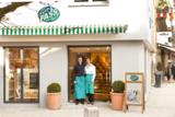 Franchise-Nehmerin Tina Valenti ist mit dem VOM FASS Konzept super zufrieden