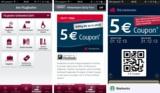 """Screenshots der Passbook-Erweiterung der iPhone App """"Berlin Airport"""""""