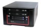 Mit der PROXESS Worm Appliance erfolgt die Erstellung von Blu-Ray-Medien vollautomatisch.