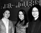 v.l.n.r. Anna Petersen, Sabrina Birn, Dorothea Bosch
