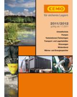 Der 200 Seiten starke Cemo-Katalog