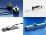 Kontaktlose, induktive und magnetostriktive Wegaufnehmer, Lenkwinkel- und Multiturn-Sensoren