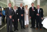Jubiläumsfeier bei Novotechnik am Produktionsstandort in Ostfildern