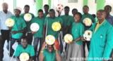 Angestellte vom Social-Profit-Unternehmen Alive&Kicking Ghana.