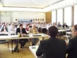 Gesellschafter-Versammlung in der Handwerkskammer Münster