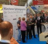 Martin Eigenstetter, Angela Merkel, Axel Eigenstetter