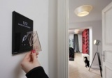 Zutrittsleser und Hotelkarte mit RFID-Transponder  Landhaus Spatzenhof