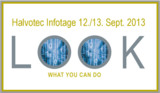 Halvotec Infotage 2013