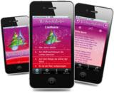 Die 50 beliebtesten Weihnachtslieder als App für iPhone oder iPad