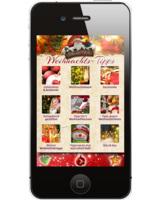 Damit das Weihnachtsfest perfekt wird: iPhone App »Weihnachts-Tipps« jetzt Ideen und Anregungen