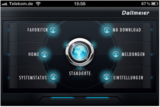 "iPhone App ""Dallmeier Mobile Video Center"""