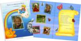 Kunden können Ihr personalisiertes Kinderbuch durch eigene Bilder und Worte mitgestalten