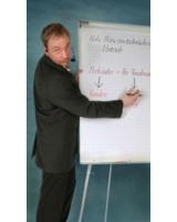 Der IngenieurTrainer, Verkaufstrainer für den Technischen Vertrieb im Seminar Erfolgreich verkaufen.