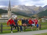 RUNNING Company Laufseminar Livigno