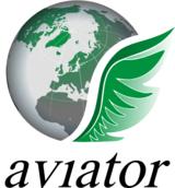 Produktlogo der Softwarelösung Aviator