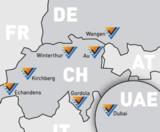 Standorte Vistona GmbH