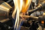 Hohe Verformbarkeit  - Glasdrehmaschine 54/50 -