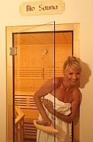 Sie erwartet ein Spa-Bereich mit vielfältiger Saunalandschaft