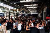 REDKEN feierte mit 1.300 Friseuren in den Berliner Kabelwerken.