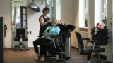 """Der neue Frisörsalon """"Der Frisör"""" mit Wohlfühl-Ambiente und Stil"""