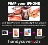 Dein Bild direkt gedruckt auf ein iPhone Hardcover