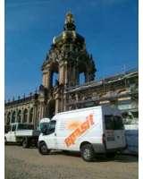 epasit liefert Baustoffe für den Dresdner Zwinger